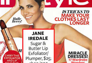 Jane Iredale Hitting the Pages of Instyle and Natural Health Magazines