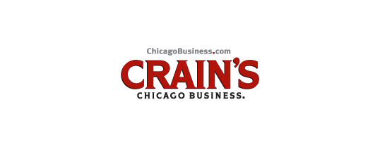 Leah Chavie featured in Crain's New in Chicago