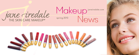 spring 2013 makeup news from jane iredale