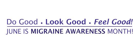 June is Migraine Awareness Month featured