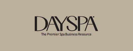 Leah Chavie and Repechage featured in Day Spa Magazine