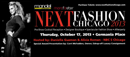NEXT Fashion Show 2013