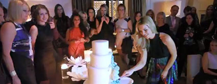 Private Viewing Party with Joanna Krupa & CS Brides