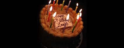 Leah Chavie Celebrates Birthday at Doc B's