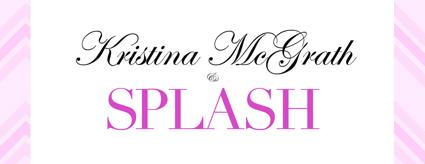 Kristina McGrath & SPLASH Invite Your To Shopping for Love